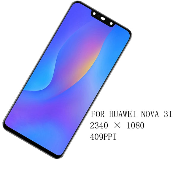 For HUAWEI Nova 3 LCD Display Touch Screen Replace For HUAWEI Nova 3i LCD Nova3 3i Display Replacement parts - Ebestparts Official Store