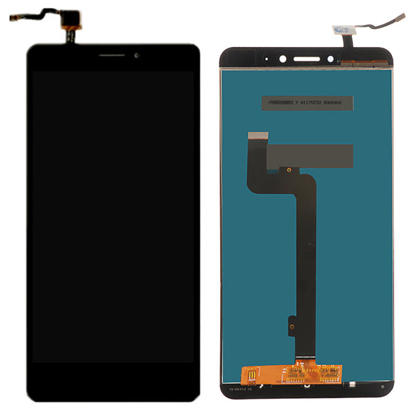 For XIAOMI MI MAX 2 LCD Touch Screen for Max2 Mi Max 2 LCD Digitizer with Frame Replacement Parts - Ebestparts Official Store