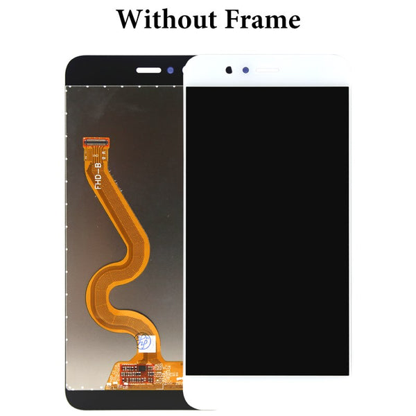 For Huawei Nova 2 Plus LCD Display With Frame BAC-AL00 BAC-TL00 No Dead Pixel Panel - Ebestparts Official Store