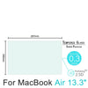 "Tempered Glass For Apple Macbook Air Protector For MacBook Retina Pro 13.3 ""Screen Protector Film"