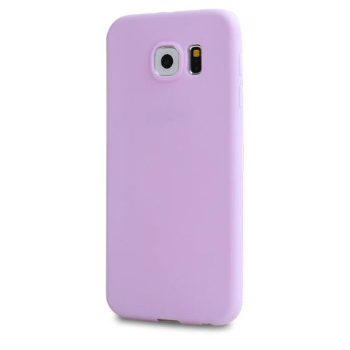 Ultra-thin Candy Color Case for Samsung Galaxy S8 S9 Plus S6 S7 Edge  Silicon TPU Soft Phone Cases