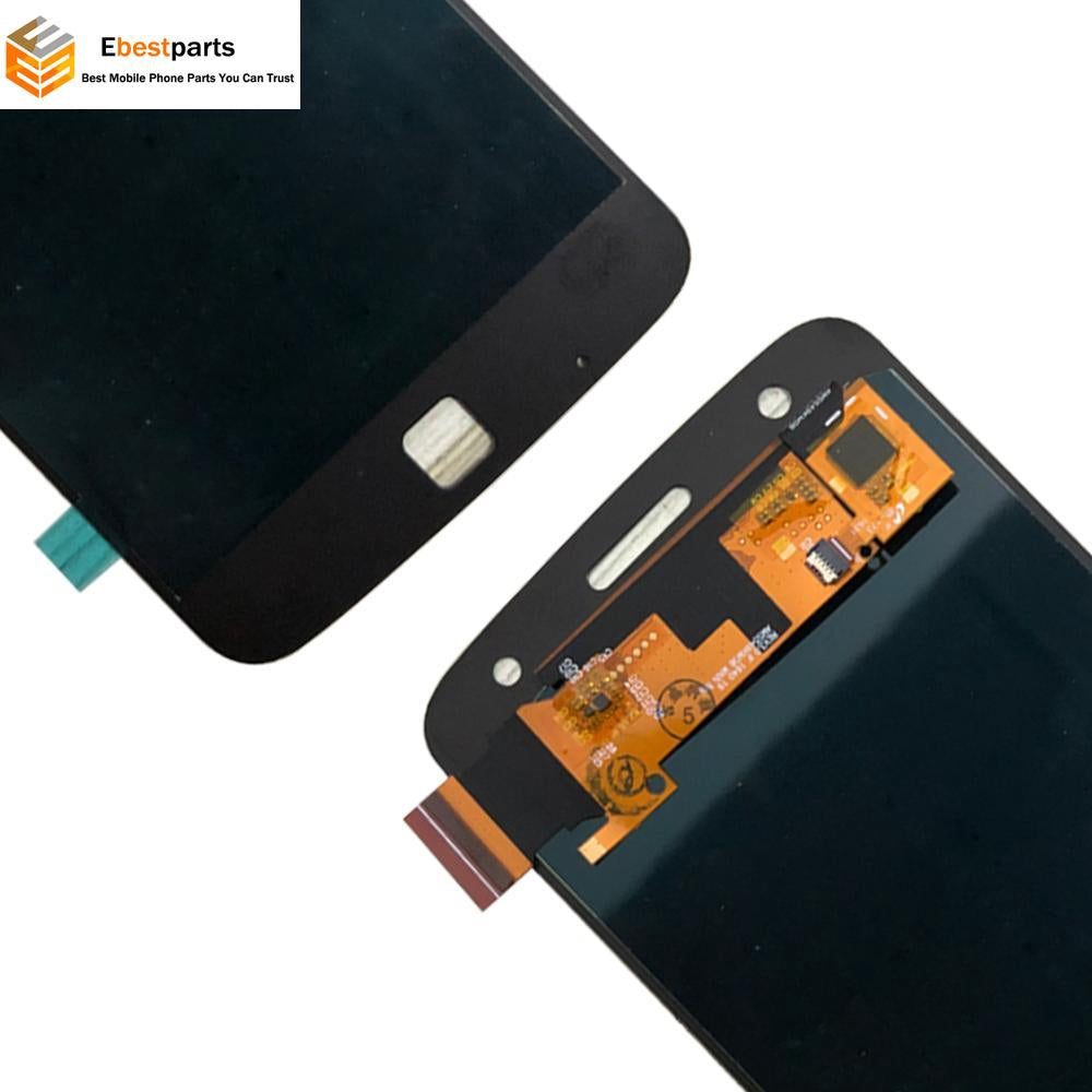 "5.5"" AMOLED LCD For Motorola Moto Z Play XT1635 LCD Display Screen Digitizer Assembly Replacement For Moto ZPlay"