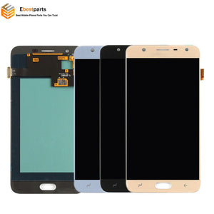 AMOLED J720 LCD For SAMSUNG Galaxy J7 Duo 2018 J720 SM-J720 J720F LCD Display Touch Screen Tested Digitizer Assembly