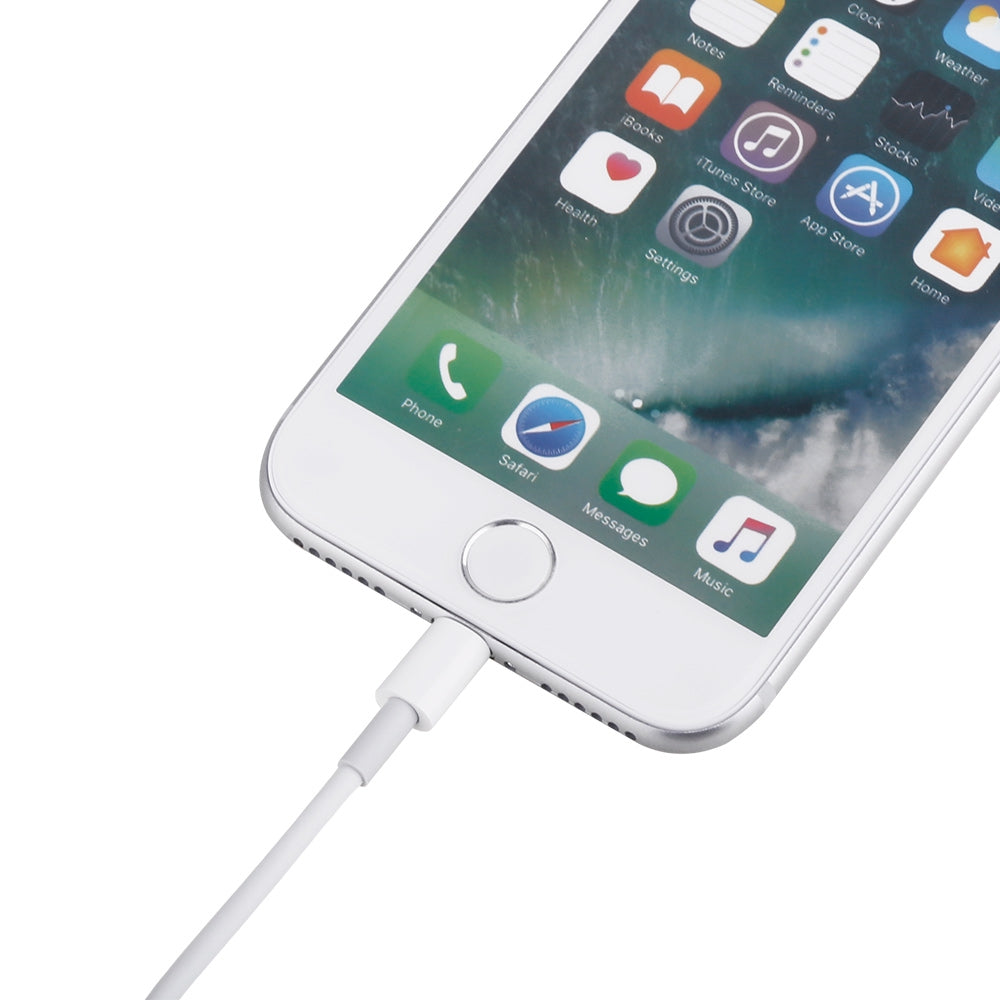 Original iPhone Cable Lightning to USB for iPhone iPad iPod USB Charger Charging Cable (1 year warranty)