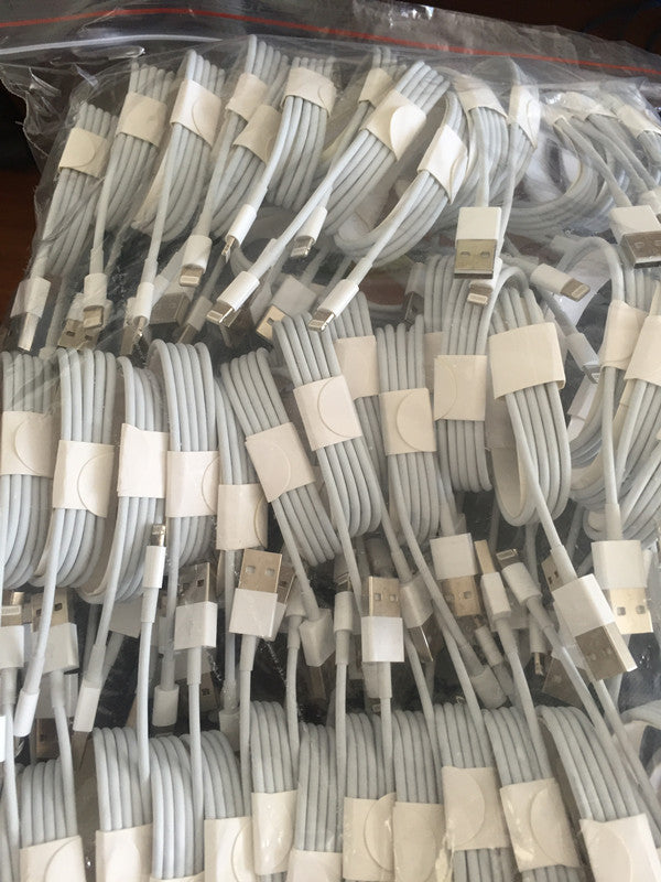 100pcs/lot 6 generations With retail package boxes For A++++ Original OEM Quality 1m 3ft USB Data Sync Charger Cable / Lightning cable for ip 5 6 7 8 x