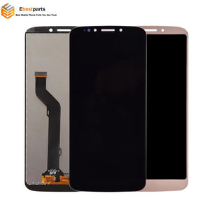 LCD For Motorola Moto E5 Plus Lcd Display XT1924 Screen Digitizer Assembly Replacement  For Motorola E5 Plus