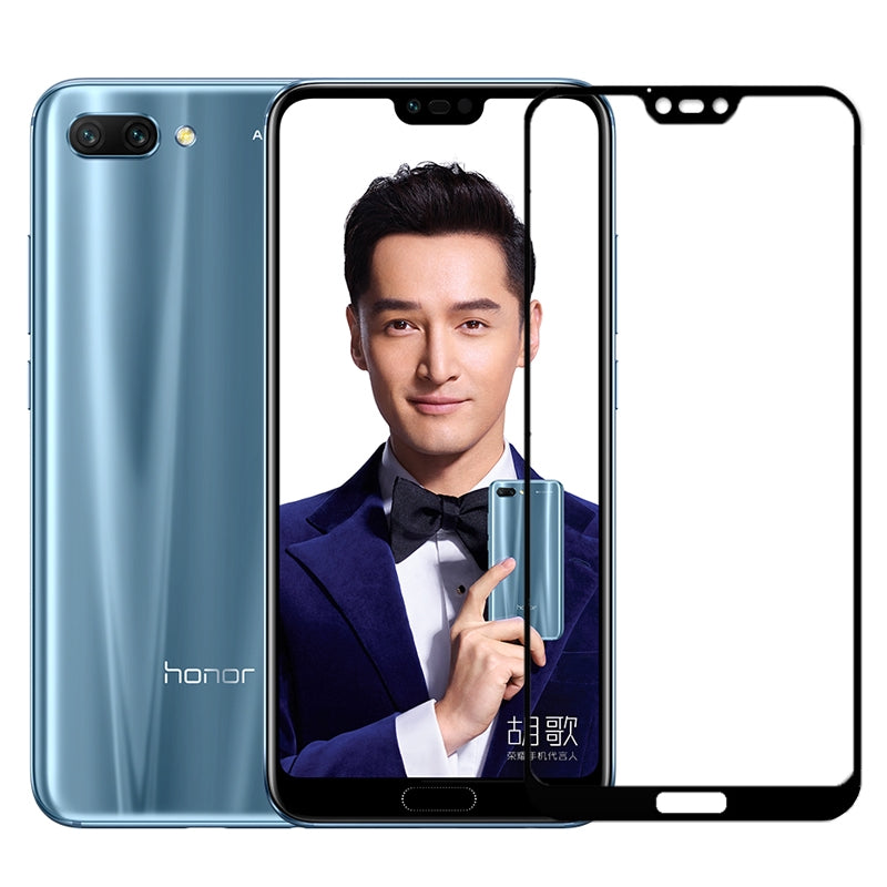 "Tempered Glass For Huawei Honor 10 Protective Glass On honor  honor10 honer 10 5.84"" Screen Protector Safety Film L29"