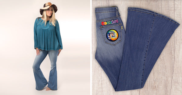 Jonesing for Bell Bottom Jeans: The History of How Far-Out Flares Got So Groovy
