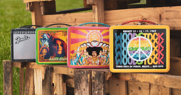 NEW Vintage Lunchboxes