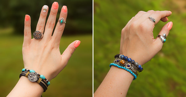 Free-Spirited Stacking: Creating Endless Style