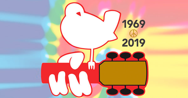 Woodstock: 50 Years of Peace, Love, & Music