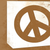 HIPPIE SHOP PEACE LOGO