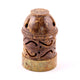 Dome Cone Soapstone Incense Burner