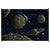 Galactic Outer Space 3D Tapestry