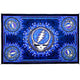 Grateful Dead Dan Morris Steal Your Face 3D Tapestry