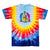 Grateful Dead Wood Bears Tie Dye T Shirt