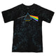Pink Floyd Dark Side of the Moon Tie Dye T Shirt