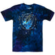 Grateful Dead Mystical Stealie Tie Dye T Shirt