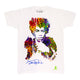 Jimi Hendrix Riding With The Wind T Shirt