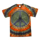 Redwood Peace Tie Dye T Shirt
