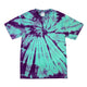 Evening Waves Shooter Tie Dye T Shirt