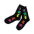 Grateful Dead Dancing Bear Women's Socks