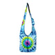 Tie Dye Burst Shoulder Bag