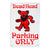 Grateful Dead Dancing Bear Parking Sign