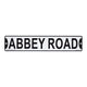 The Beatles Abbey Road Sign