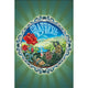 Grateful Dead Terrapin Country Poster