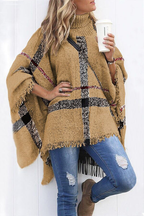 WenkWenk Fashion Tassel Loose Sweaters