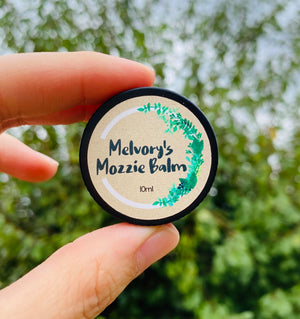 Healing Balm for Mozzie Bites Free Sample