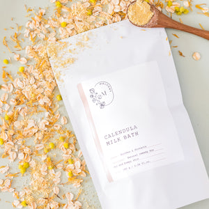 Calendula Golden Milk Bath