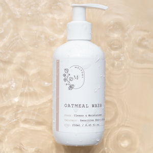 Oatmeal Moisturising Hair & Body Wash