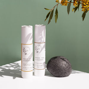 Double Cleanser Set (PROMO! Free Konjac Sponge for a limited time only!)
