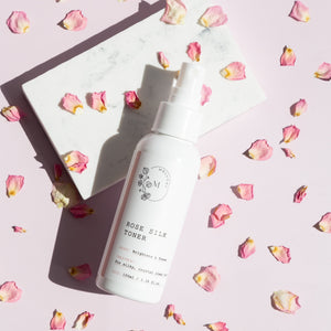 Rose Silk Hydrating Toner