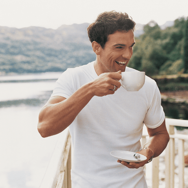 Health Benefits of Coffee - Is Coffee Good for Men?