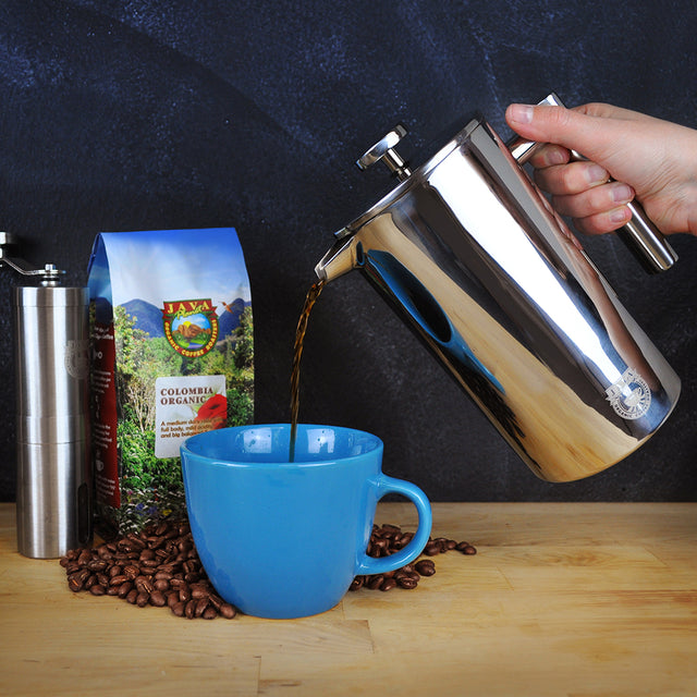 Why Does the French Press Coffee Maker Give You the Best Cup of Coffee?