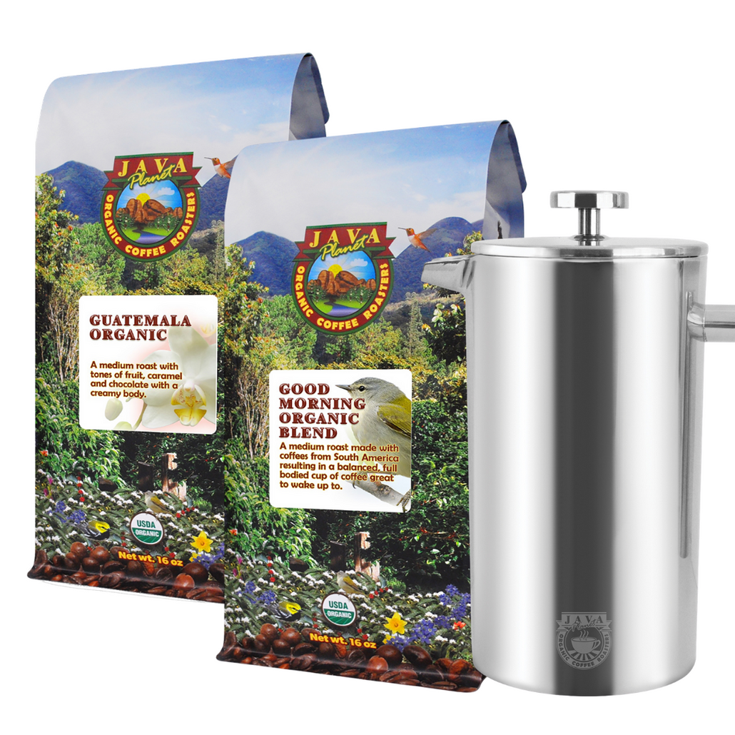 Medium Roast Gift Set