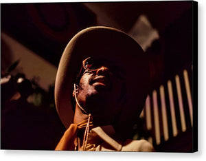 Stevie Wonder - Canvas Print
