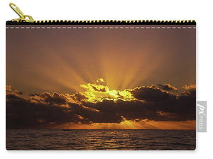 Sunset In Jamaica - Carry-All Pouch