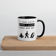 Load image into Gallery viewer, Love and Light That Ass Up!™ Duality Mug 11oz