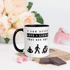 Love and Light That Ass Up!™ Duality Mug 11oz