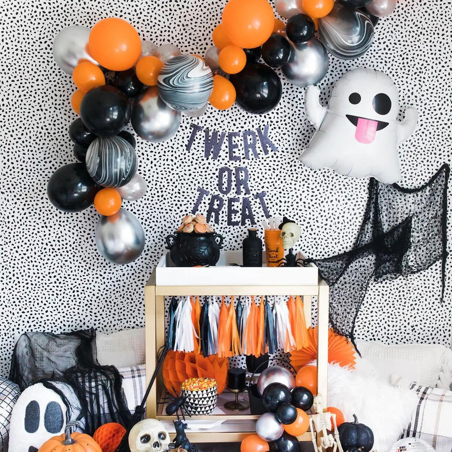 Twerk or Treat Halloween Banner