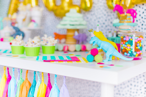 Party Animal Backdrop Set