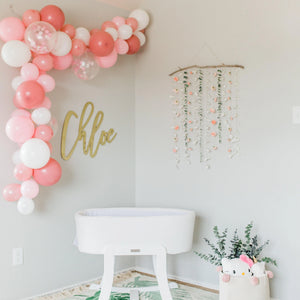 DIY Pink Balloon Garland Kit