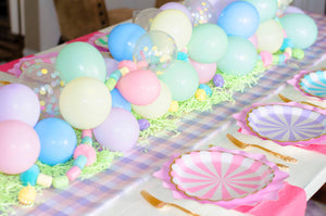 DIY Pastel Balloon Garland Kit
