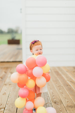 DIY Mini Balloon Garland Kit | Choose Your Own Colors