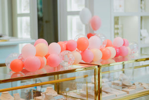DIY Mini Balloon Garland Kit | Choose Your Own Colorss