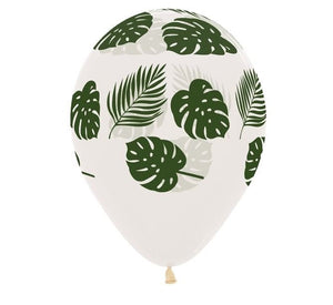Palm Leaf Balloons